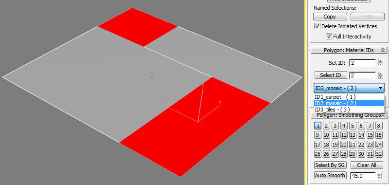5.2.1 Полезные мелочи в текстурировании